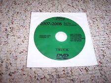 2008 Ford Explorer Sport Trac Truck Shop Service Repair Manual DVD XLT Limited
