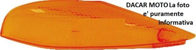 Lente freccia anteriore-sinistra arancio Yamaha Bw's 50cc (E-mark) RMS 246470210