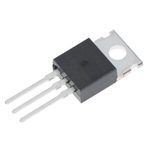 5Pcs IRLZ44N power mosfet logic level n-channel 0.022Ohm ic chip L qwSPUK