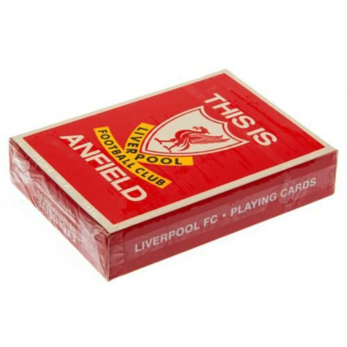 Liverpool F.C GIFT Playing Cards