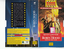 Robin Hood principe dei ladri (1991) VHS