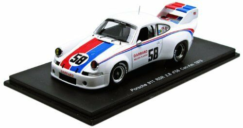 Porsche 911 Rsr 2.8 L.tail Can-Am 1973 1973 1973 Gregg   Holbert   Donohue 1 43 Model c4bd8f