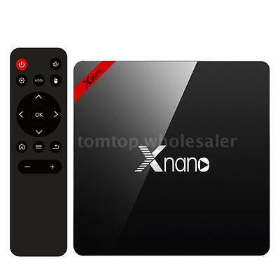 X96 PRO Amlogic S905X Android 6.0 Smart TV BOX 2GB+16GB WiFi BT 4K Media Mini PC