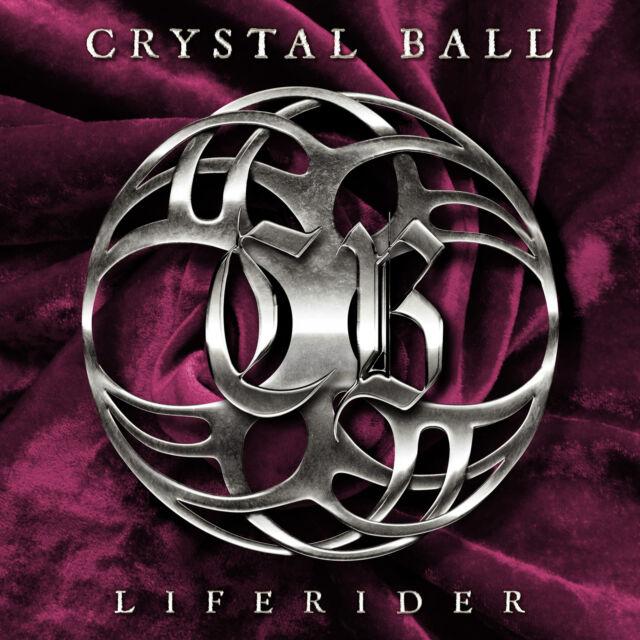 CRYSTAL BALL - Liferider - Digipak-CD - 205893