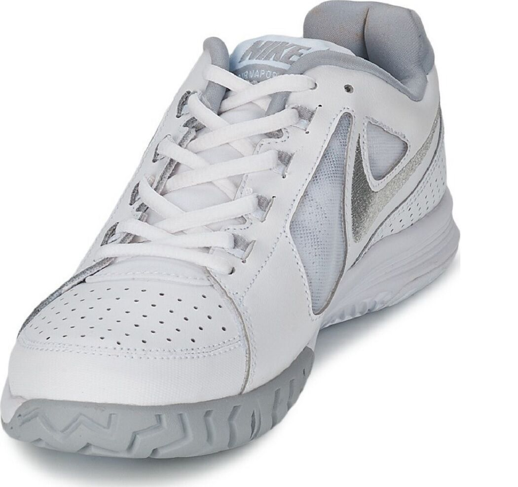 Nike Women's Air Vapor Ace Tennis shoe 724870-100 Size 7 (2LKR-Upc 1196)