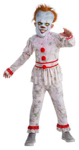 Details about  /Pennywise Evil Dancing Clown Child Costume with MaskPalamon 30389