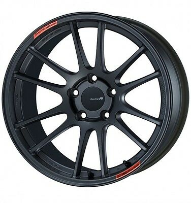"ENKEI GTC01RR 18x8.5"" Racing Wheel Wheels 5x100 5x112 5x120 ET35/42/45"