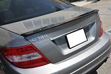 Mercedes Benz Carbon Spoiler Heck Spoiler C63 AMG W204 Abrisskante Heckspoiler