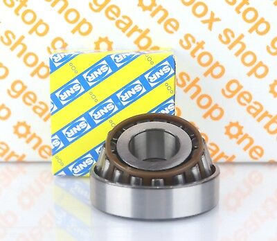 2 x SNR EC.42228.S01.H206 PF6 Gearbox Bearing Same As Timken NP868033//NP666556