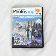 Avanzato Photoshop Vol. 1 - 16 Uscite - Interattiva DVD Per PC e MAC