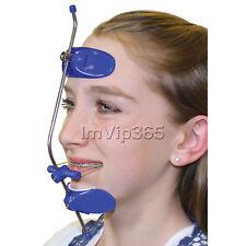 Dental Ortho Facial Reverse Pull Headgear Multi Adjustable Axial Pole Style