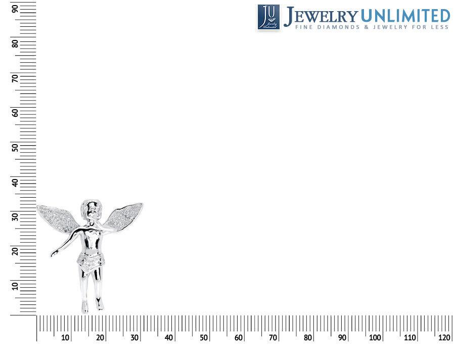 Finitura in oro Bianco Diamante rossoondo rossoondo rossoondo Cherubino Angelo Pezzi 1.5   8eea78