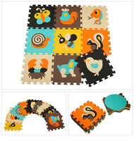 25pcs Eva Foam Baby Kids Crawling Educational Game Play Mat Soft Carpet Rug Mat