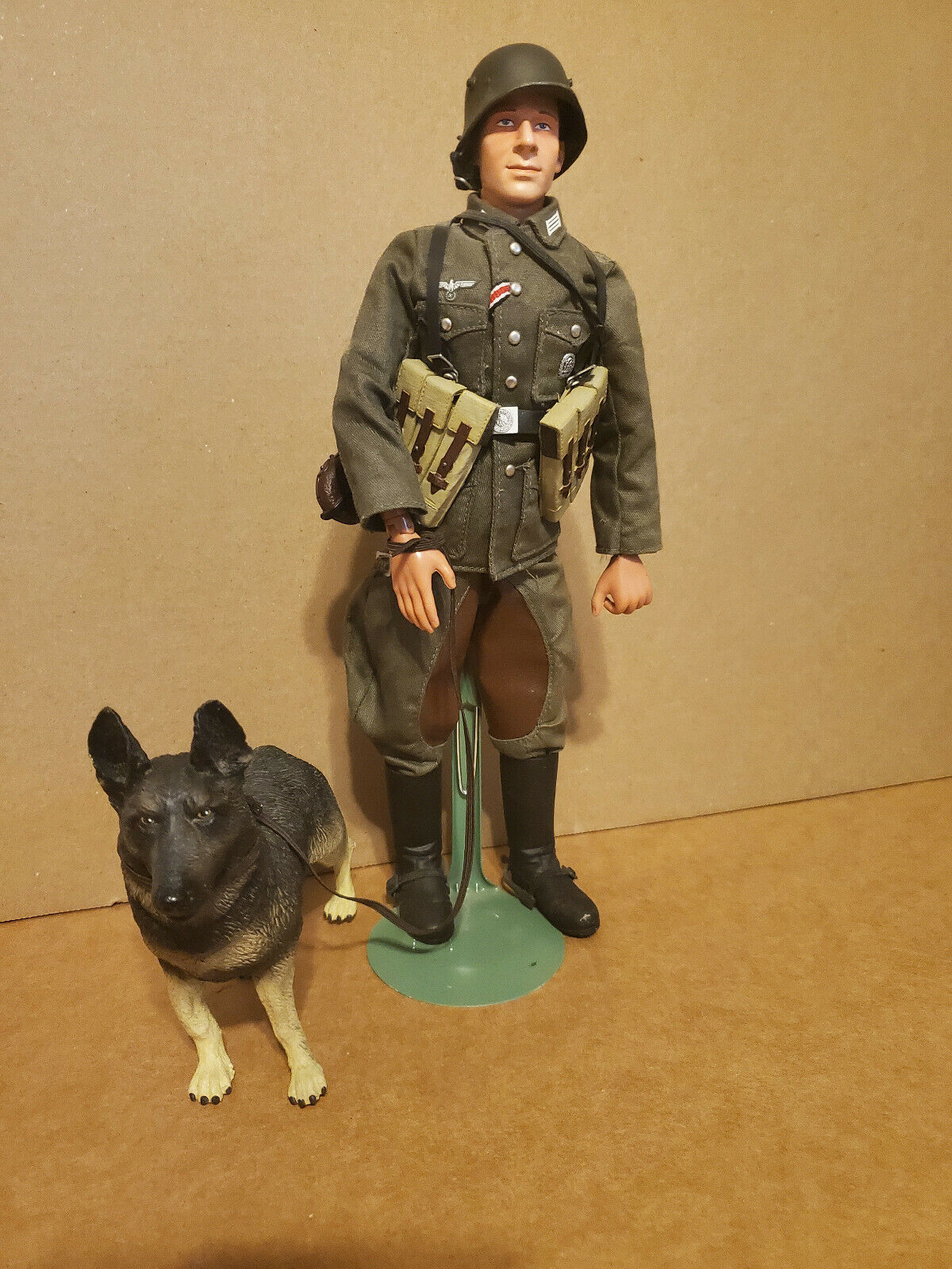 "Action 12"" Figure Military Soldier German WW1? WW2? Sideshow Collectibles? - #A2 on eBay thumbnail"