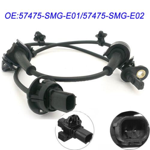 UK Rear Left ABS Wheel Speed Sensor For Honda Civic 2006-2012 57475-SMG-E01