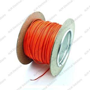 FidèLe 1 Mm Automotive & Marine Thinwall Câble 16.5amp Toutes Les Longueurs Et Couleurs-afficher Le Titre D'origine