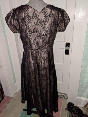 Vintage retro 50's 60' s dress
