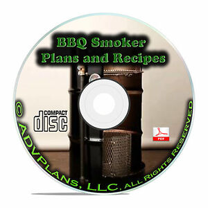 Details about How to Build a BBQ Meat Smoker Plans, Smokehouse, Barrel on meat smokers, frig plans, smoke house plans, smoker plans, meat chicken coop plans, meat smoking and smokehouse design, outhouse plans,