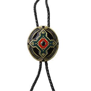 Western-Bolo-Tie-Bolas-Necktie-Fashionable-Men-039-s-Jewelry-Punk-Style-Jewelry