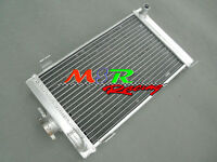 2 1/2 Aluminum Radiator Fits For Shifter Kart/go Kart 3row Brand