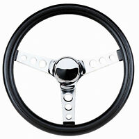 Vw Baja Buggy Rat Rod Steering Wheel Empi 79-4051