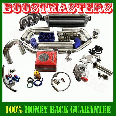 T3 Turbo Kits Manifold 01-05 Honda Civic D17 1.7L ONLY .48 A/R
