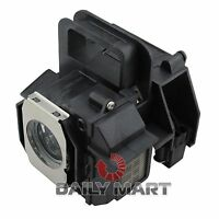 Projector Lamp Module Bulb W/ Housing For Sharp Shp119