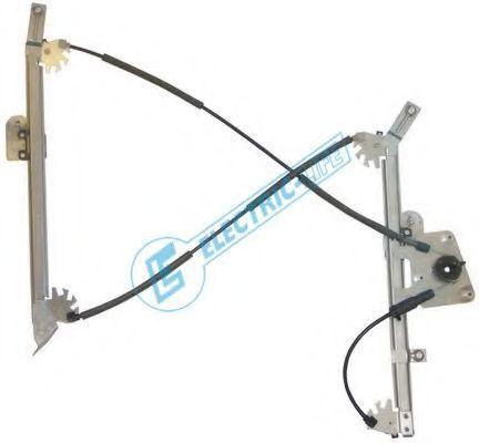 ÉLECTRIQUE fenêtre régulateur droit zrbm électrique 711R-vie mécanisme lève-Qualité