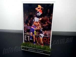 Signed-JEREMY-HOWE-Photo-amp-Frame-PROOF-COA-Melbourne-Demons-AFL-2019-Guernsey