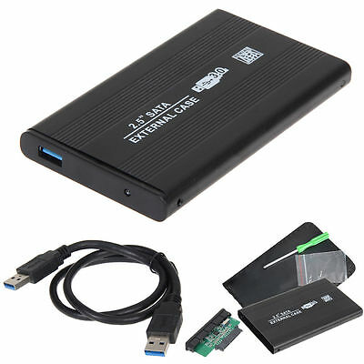 New USB 3.0 2.5 inch SATA External Hard Drive Mobile Disk HD Enclosure/Case Box