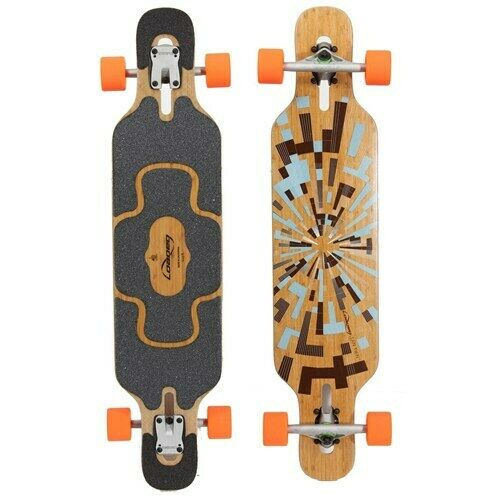 Loaded Longboard Skateboard - Tan Tien Flex 2 Complete Longboard   Skateboarding