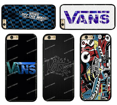 New VANS Logo Hard Phone Case Cover For Touch / iPhone / Samsung/ Sony/ LG