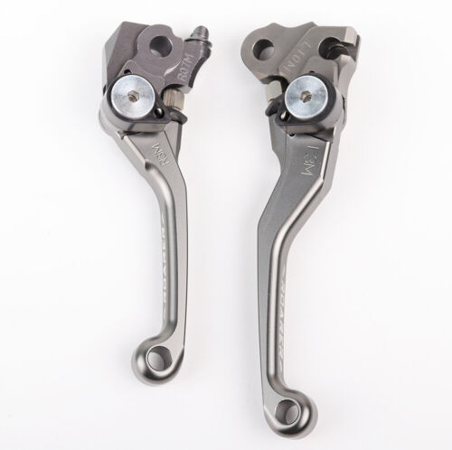 ROARER Pivot Brake Clutch Levers For Yamaha YZ250X//FX 450FX 16-17 TTR250 93-97