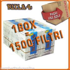RIZLA FILTRI SLIM 6 mm 10 SCATOLE 10X150=1500 FILTRI