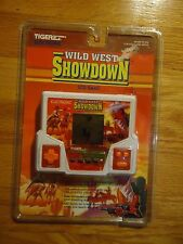 Vintage 1993 Tiger Electronics WILD WEST SHOWDOWN Handheld Electronic Game