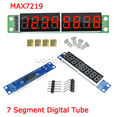 1pcs 1.8 inch 1 digit Red Led display 7 segment Common cathode  I2/_fd