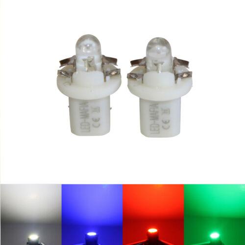 blau rot weiß B85D Bax10 B8 5D Tachobeleuchtung Tacho Instrumentenbeleuchtung