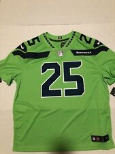 separation shoes 89d71 3f3e5 new zealand richard sherman color rush jersey youth 85f3e 31235