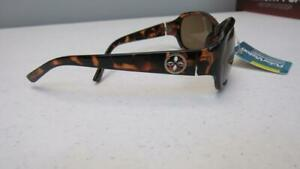 Polar-Vision-Ladies-Polarized-Sunglasses-Brown-w-Flower-Emblem-S02655SPV999-NEW