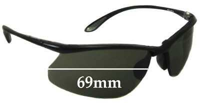 SFX Replacement Sunglass Lenses fits Bolle Cobra 69mm Wide