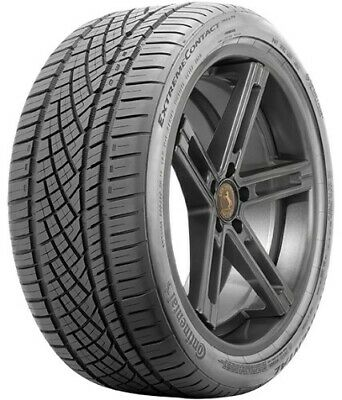 2 NEW 245//45-20 CONTINENTAL EXTREME CONTACT DWS06 45R R20 TIRES 32245