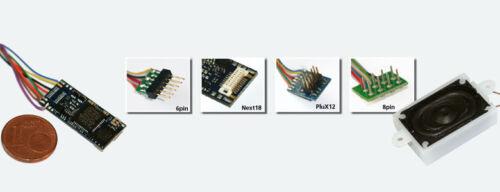 "Loksound V4.0 DCC Sound Decoder of Vac only Class 08 D3018 /""Haversham/"" preloaded"