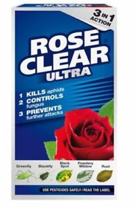 Rose-Clear-Ultra-3-in-1-Action-Kills-Bugs-Controls-Fungus-Mildew-Greenfly-200ml