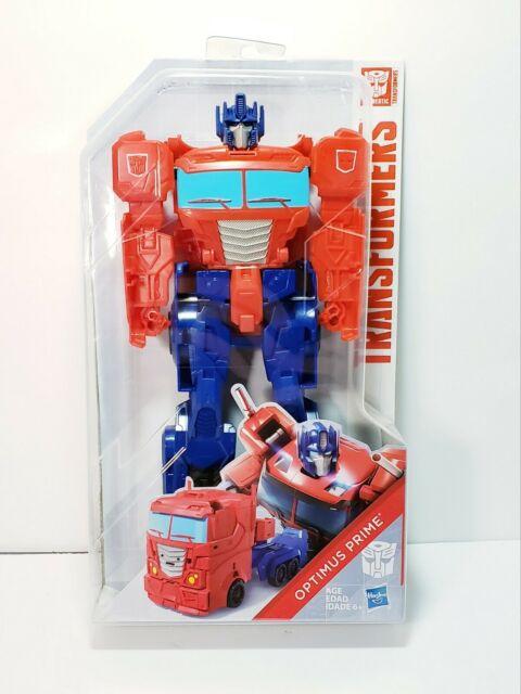 Transformers Titan Changers Optimus Prime 10.5