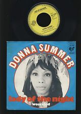 Donna Summer - Lady of the Night - Wounded - GR 1208 - HOLLAND