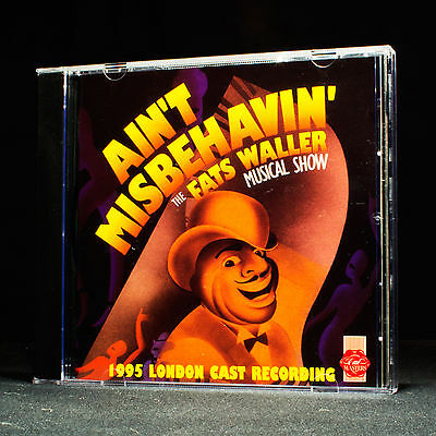 Ain't Misbevain' - The Fats Waller Musical Show - Music CD ...