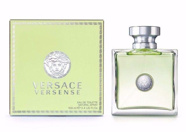 Versace Versense Fragrance for Women 100ml EDT Spray