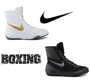 Nike machomai 2 boxe Chaussures de Boxe Bottes Training Ring Chaussures