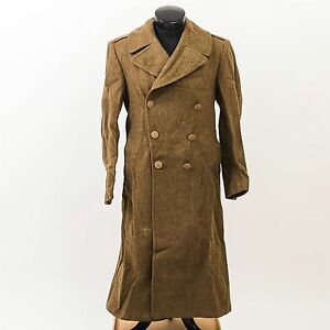 WWII wool overcoat 3UdRRd