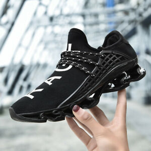 Men-039-s-Sports-Running-Shoes-Outdoor-Casual-Jogging-Walking-Sneakers-Athletic-Gym